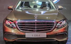 Mercedes-Benz E-Class thế hệ mới ra mắt Đông Nam Á