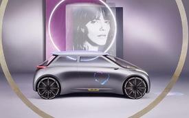 Sau BMW, Rolls-Royce là MINI Vision Next 100