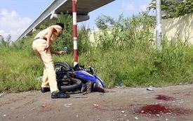 Nam thanh niên thiệt mạng sau va chạm với xe container