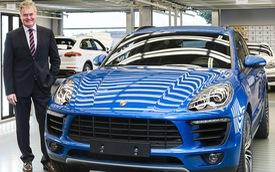 Bạn có biết: Một chiếc Porsche Macan ra đời như thế nào