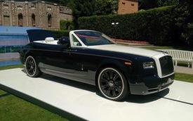 """Chiêm ngưỡng Rolls-Royce Phantom Zenith Collection """"bằng xương bằng thịt"""""""