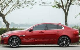 """Đánh giá Jaguar XE: Lái hay, nhiều tính năng, giá """"chát"""""""