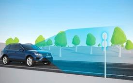 Quên đi nỗi lo biển báo với công nghệ mới của Volkswagen