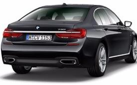 BMW 7-Series bản trang bị thấp nhất mới lặng lẽ ra mắt