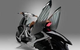 Điểm lại dàn xe concept ấn tượng tại triển lãm xe máy Việt Nam 2016