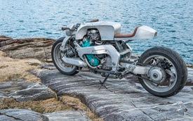 """Yamaha GTS 1000 """"lột xác"""" hàng loạt phụ kiện Honda"""
