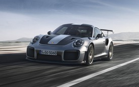 Porsche 911 và lịch sử của dòng xe thể thao bán chạy nhất từ trước đến nay