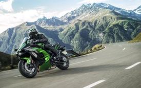 """Kawasaki Ninja H2 SX - Cỗ máy """"tối thượng"""" trong phân khúc siêu mô tô 200 mã lực"""