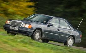 Làm quen với chiếc Mercedes-Benz E-Class chạy nhiều như taxi