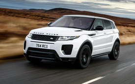 Range Rover Evoque và Land Rover Discovery Sport 2018 trình làng