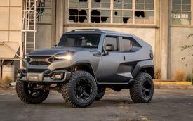 Rezvani Tank - Xe SUV mạnh 500 mã lực, có camera nhiệt quan sát ban đêm