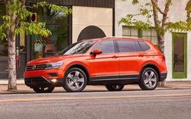Cạnh tranh Mercedes-Benz GLC, SUV 7 chỗ Volkswagen Tiguan Allspace 2018 có giá 1,7 tỷ đồng
