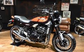 """Không chỉ Ninja 250 2018 mà cả Kawasaki Z900RS cũng """"rục rịch"""" cập bến Đông Nam Á"""