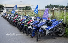 Khám phá 3 nước Đông Dương trên Yamaha Exciter