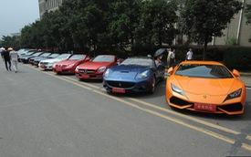 Trường Cao đẳng gây choáng khi mua dàn siêu xe và xe sang 35 tỷ Đồng cho sinh viên thực hành