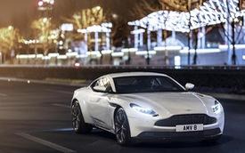 """Aston Martin DB11 có thêm phiên bản V8 với giá """"mềm"""" hơn"""