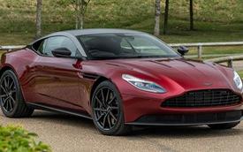 Làm quen với chiếc Aston Martin DB11 có một không hai trên thế giới