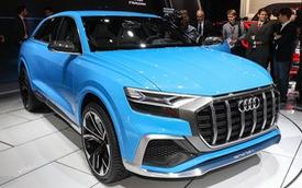 Audi RS Q8 - SUV hạng sang sắp trình làng, chung động cơ với Lamborghini Urus