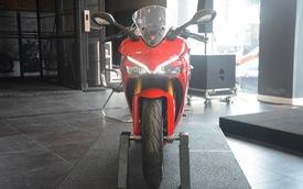 Cận cảnh Ducati SuperSport 2017 phiên bản S có giá 571 triệu Đồng