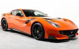 Vẻ đẹp của chiếc Ferrari F12tdf có giá bán siêu đắt đỏ trên thế giới, giá từ 31,8 tỷ Đồng
