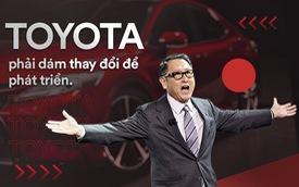 Akio Toyoda: Cháu nội của ông tổ Toyota bước lên CEO từ nhân viên với trách nhiệm nặng nề