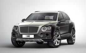 """Bentley Bentayga có thêm phiên bản """"sang chảnh"""" hơn"""