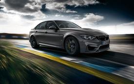 BMW M3 CS - Xe hiệu suất cao không dành cho số đông
