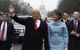 Tân tổng thống Mỹ Donald Trump sử dụng lại xe cũ của ông Obama trong lễ nhậm chức