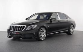 """Xe khiến nhà giàu Việt """"phát cuồng"""" Mercedes-Maybach S600 được biến thành """"quả tên lửa 4 bánh"""""""