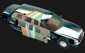 Bóc tách lớp chống đạn trên Cadillac One của Tổng thống Mỹ