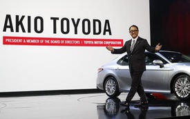 Chủ tịch Toyota: Thay đổi hay là chết!