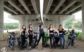 Gặp gỡ 5 nữ biker cá tính của Hà Thành