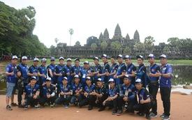 Dấu ấn chặng cuối cùng trong hành trình khám phá 3 nước Đông Dương của 24 bạn trẻ