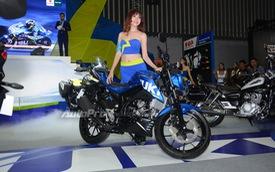 TRỰC TIẾP: Cặp đôi Suzuki GSX-R150 và GSX-S150 là tâm điểm của gian hàng Suzuki tại VMCS 2017