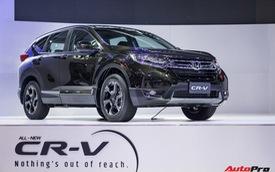Sáng nay ra mắt Honda CR-V 7 chỗ với giá tạm tính trên 1 tỷ đồng