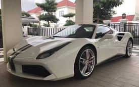 """Ferrari 488 Spider có giá rao bán hơn 10 tỷ Đồng tại Campuchia, đại gia Việt """"phát thèm"""""""