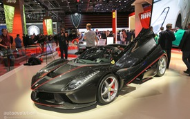 Đây là cơ hội cuối cùng cho các đại gia từng bị hãng Ferrari từ chối bán LaFerrari Aperta