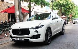 """Hàng hiếm Maserati Levante S của dân chơi Hải Phòng đeo biển số """"VIP"""""""