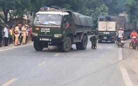 """Tuyên Quang: """"Phượt thủ"""" 19 tuổi điều khiển Yamaha Exciter tử vong sau cú va chạm với ô tô tải"""