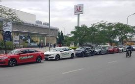 Honda Civic tiêu thụ 4,5L/100km: Xe hạng C ăn xăng chỉ như hạng B