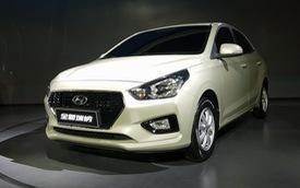 Hyundai trình làng phiên bản giá rẻ hơn của sedan cỡ nhỏ Accent