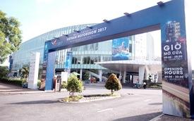 Triển lãm Ô tô Việt Nam 2017 chính thức khai mạc chiều nay