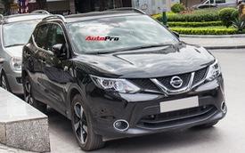 Chạm mặt hàng hiếm Nissan Qashqai 2016 giá hơn 1 tỷ đồng tại Việt Nam