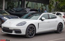 Porsche Việt Nam kỉ niệm 10 năm thành lập và bàn giao 10 xe Panamera đặc biệt