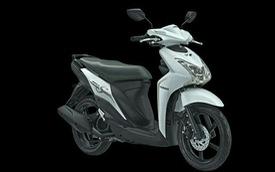 Yamaha Mio S - Xe ga bình dân được trang bị đèn pha LED, giá 26,5 triệu Đồng