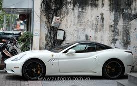 """Ferrari California mui trần """"lận đận"""" nhất Việt Nam tìm được chủ nhân tại Hà Nội"""