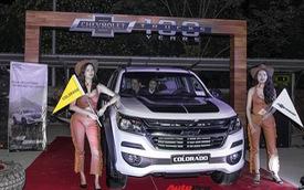 Chevrolet Colorado phiên bản giới hạn chính thức ra mắt tại Việt Nam