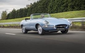 Jaguar E-Type Zero: Khi huyền thoại được hồi sinh với công nghệ của thời đại mới