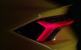 Siêu SUV Lamborghini Urus lần đầu khoe hàng loạt ảnh chi tiết