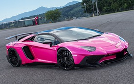 Lamborghini Aventador SV độ nhẹ của Liberty Walk
